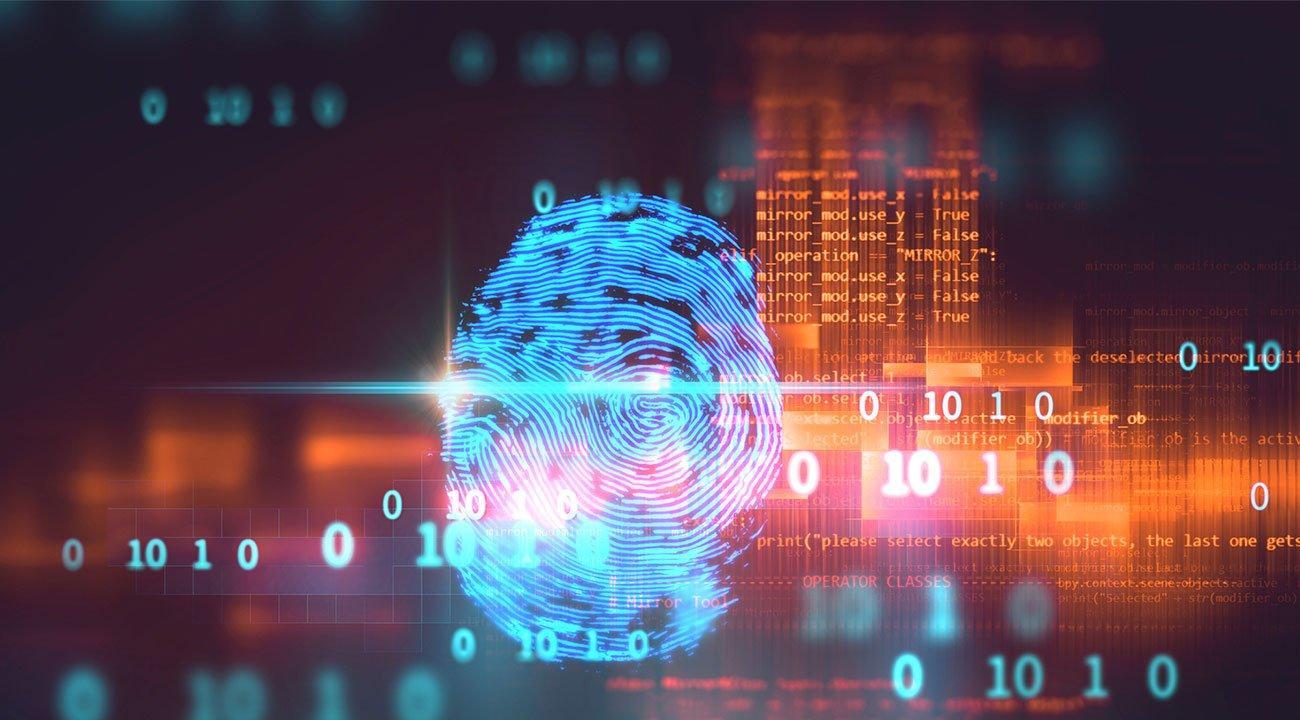 Fingerprint and code