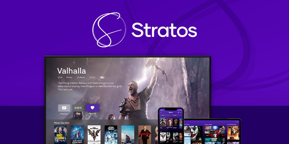 Stratos Multi Screen Video Platform